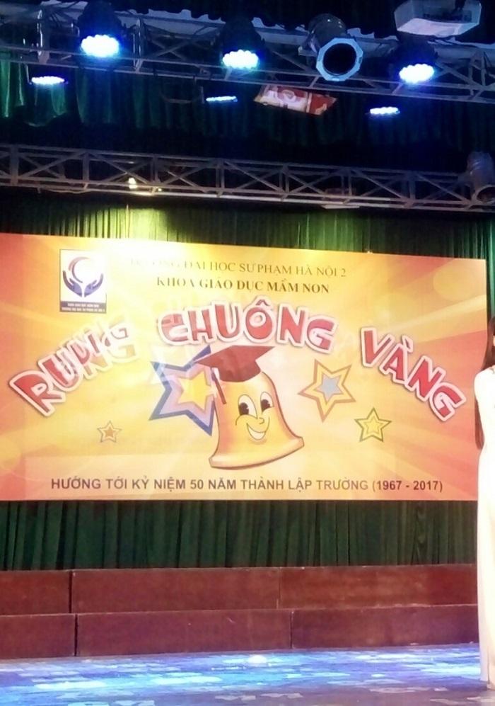 Cuộc thi rung chuông vàng năm 2017